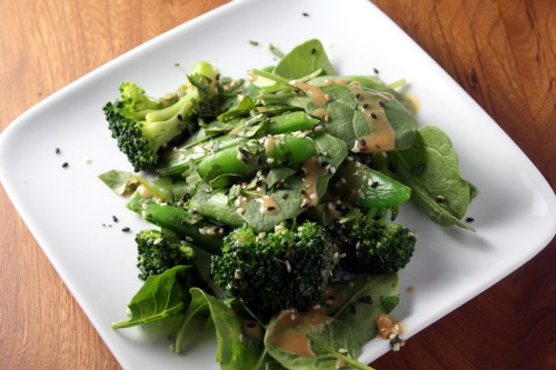 Broccoli And Sweet Sesame Salad Dana Treat Treat Yourself