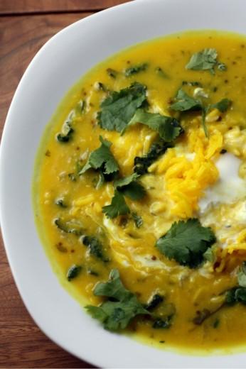 Red Lentil Soup 4