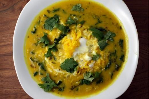 Red Lentil Soup3